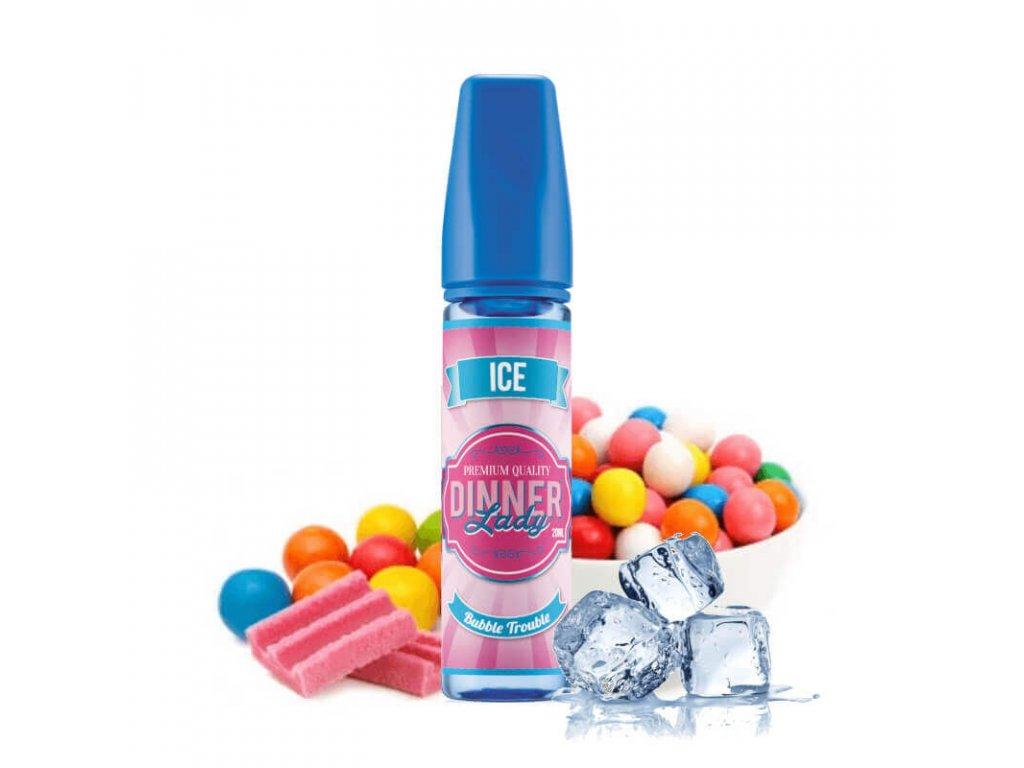 longfill prichut 20 ml dinner lady bubble trouble ice