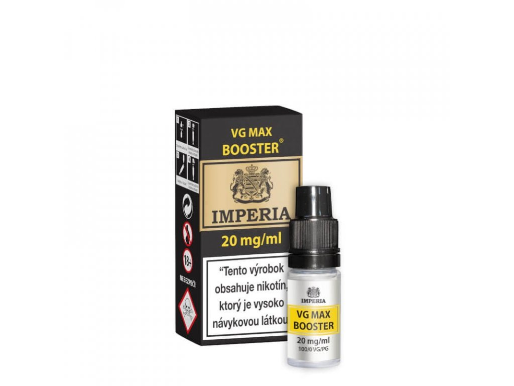 booster vg max 10ml 20mg imperia