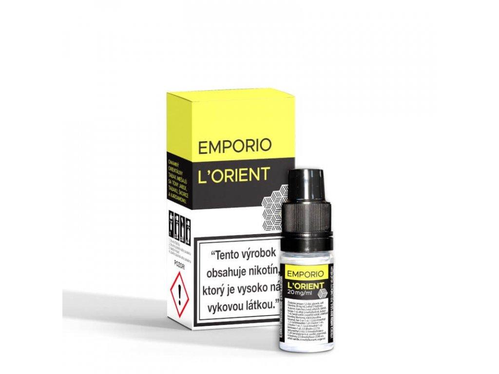 e liquid emporio l´orient salt 10 ml