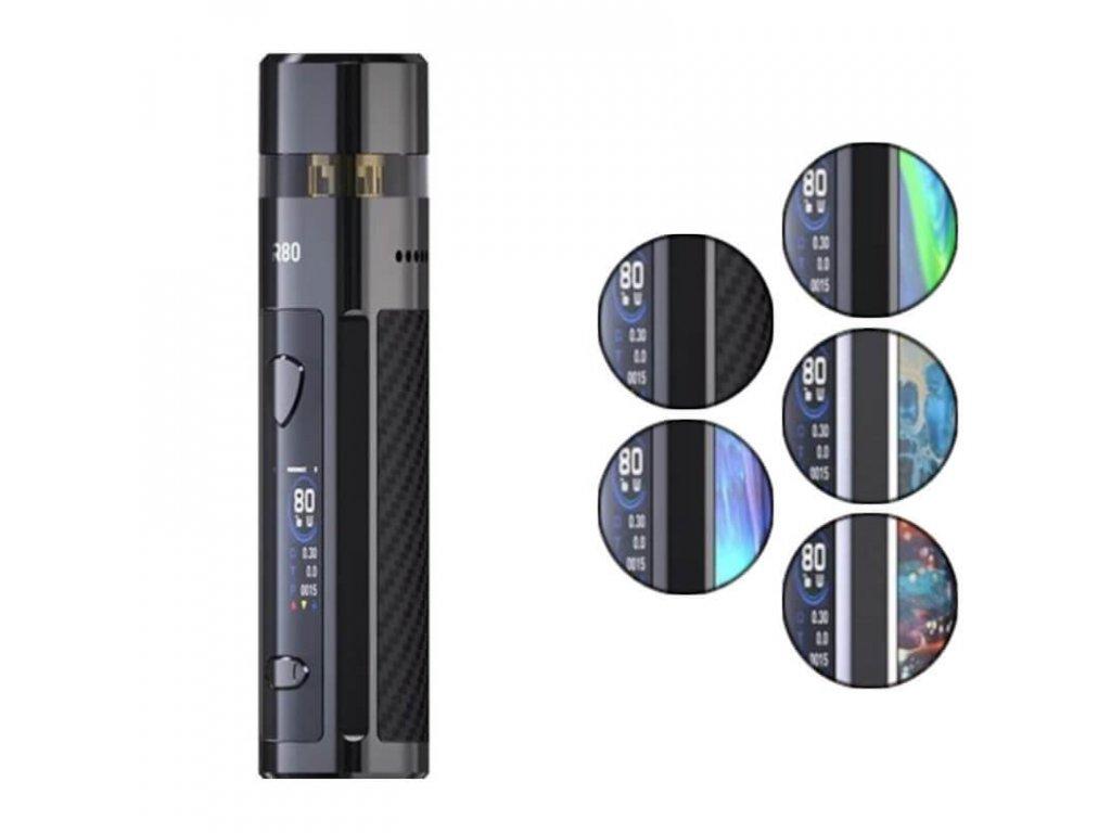 elektronicka cigareta wismec r 80