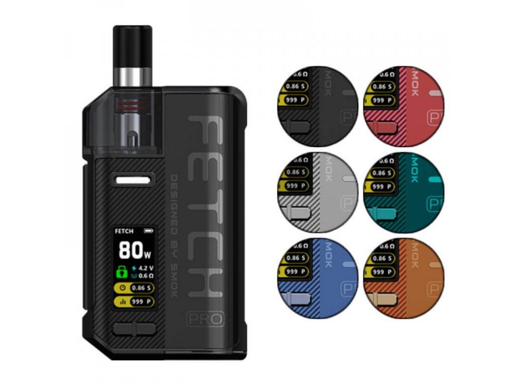 elektronicka cigareta smok fetch pro