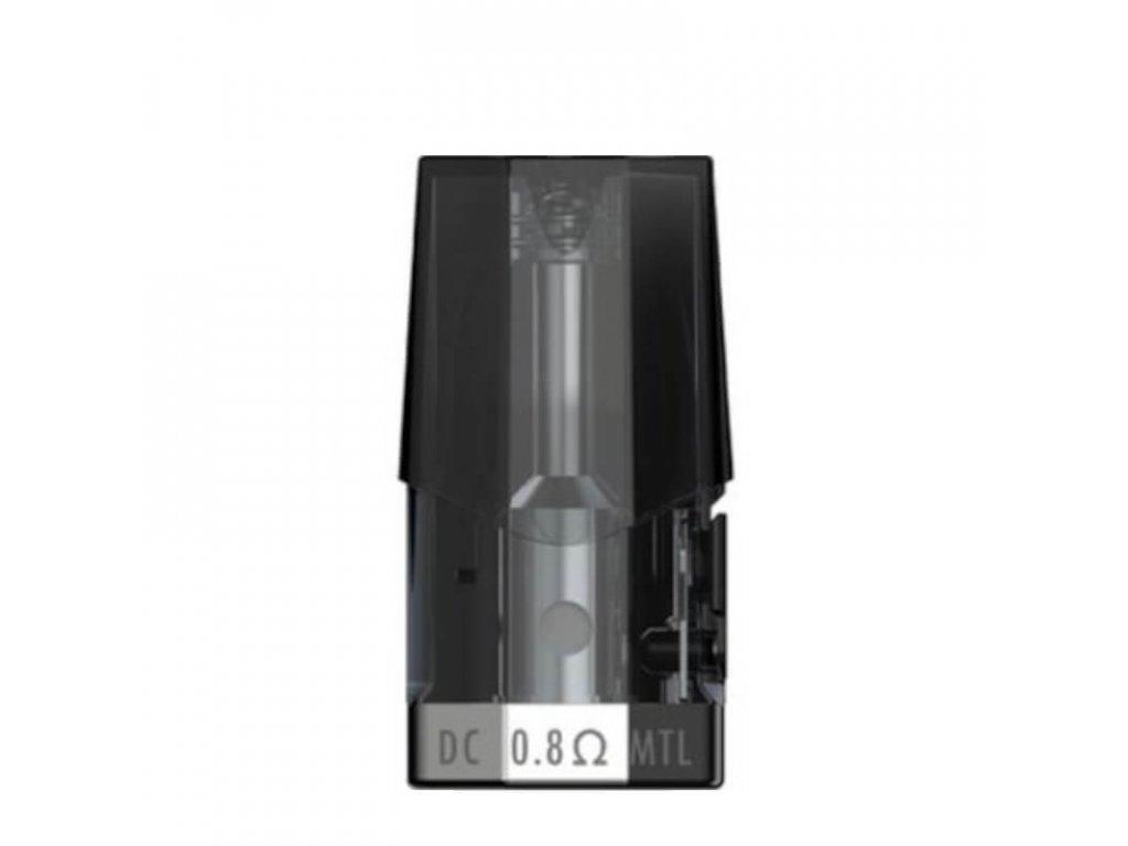 smok nfix dc mtl cartridge 3ml 0,8 ohm