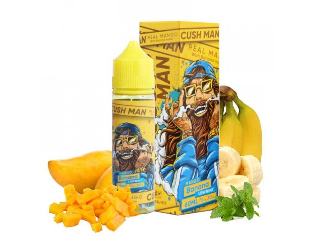 shortfill nasty juice cush banana 50 ml eliquid