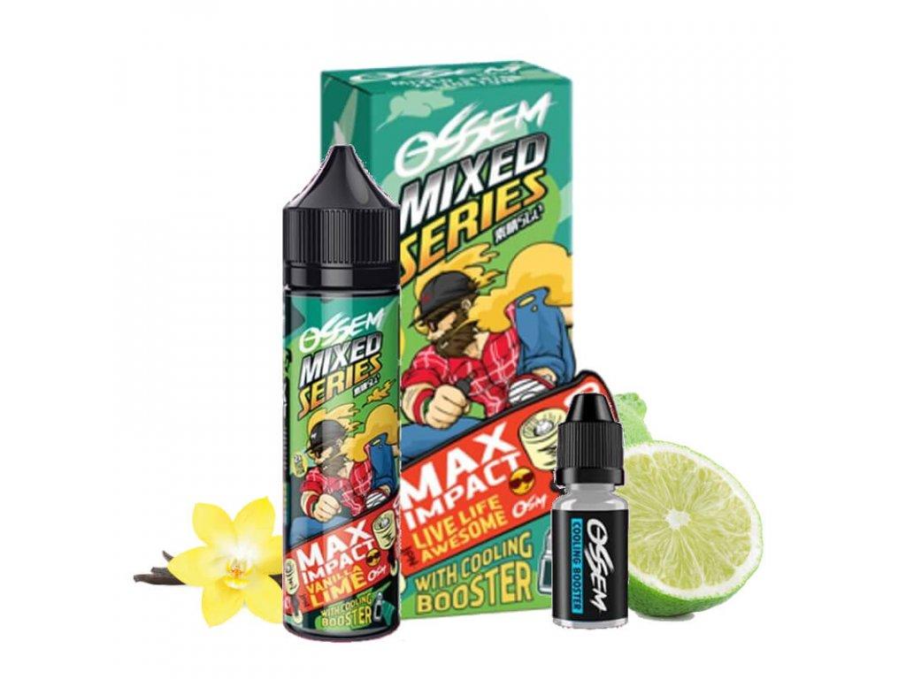 shortfill ossem juice max impact