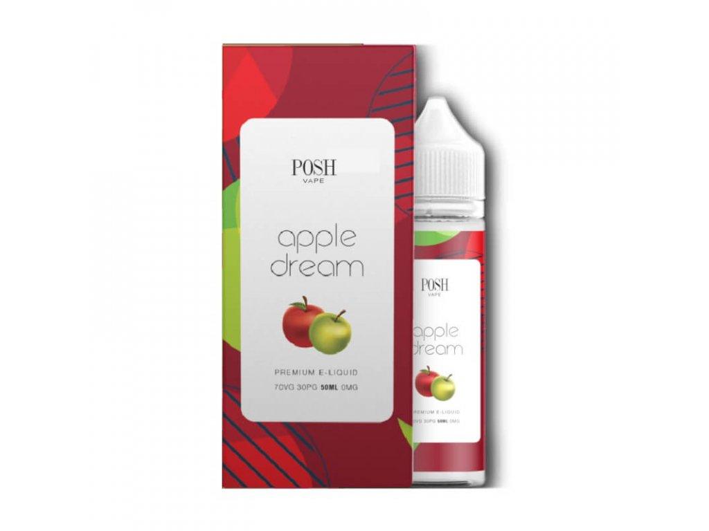 apple dream short fill posh vape