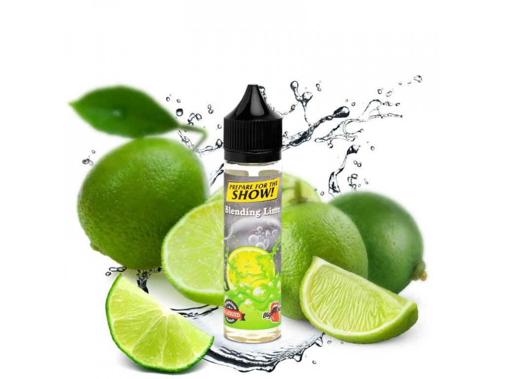 blending lime
