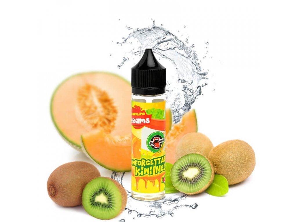 unforgettable kiwi melon