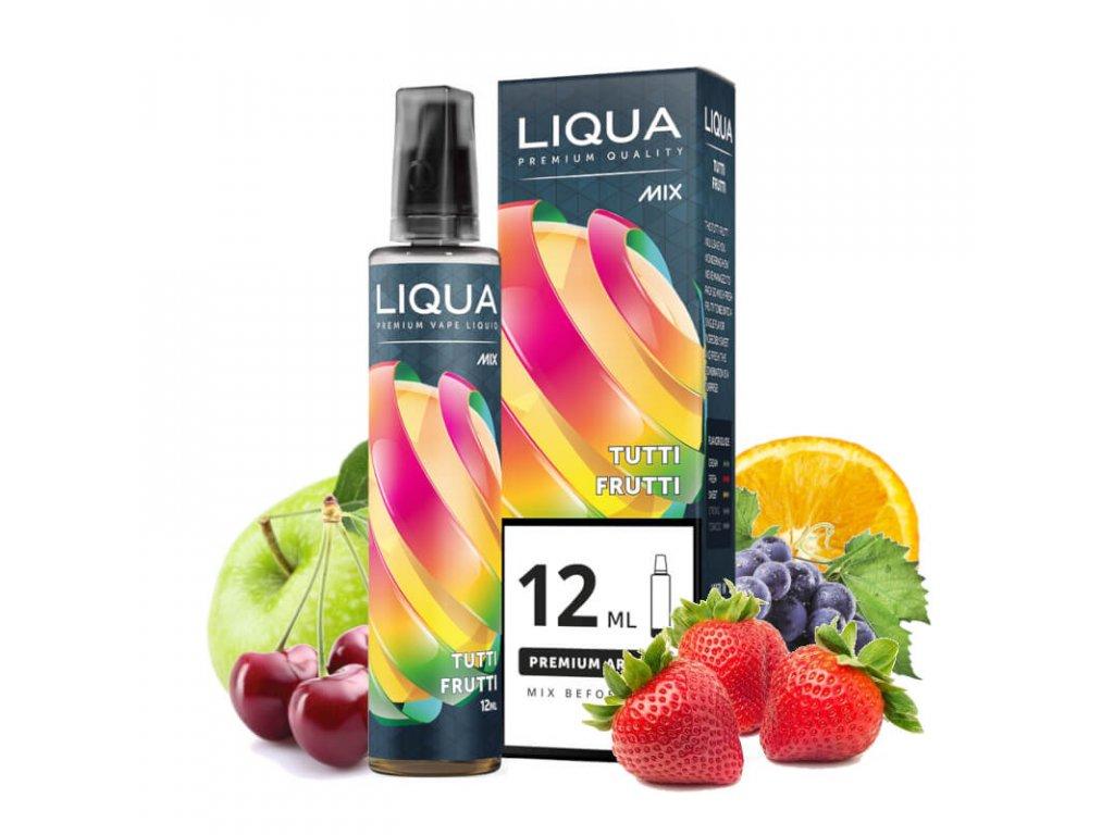 12 ml longfill prichut tutti frutti