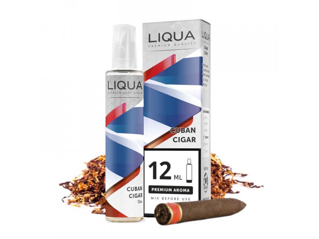 12 ml longfill prichut cuban cigar
