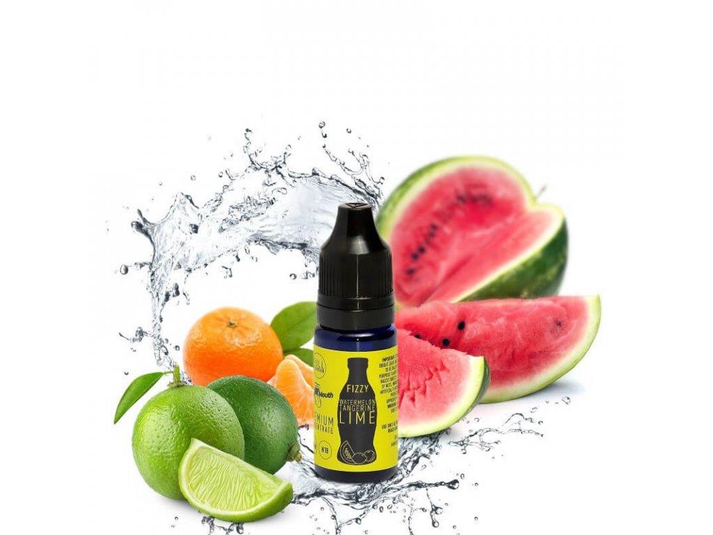 big mouth koncentrovana prichut 10 ml watermelon tangerine lime