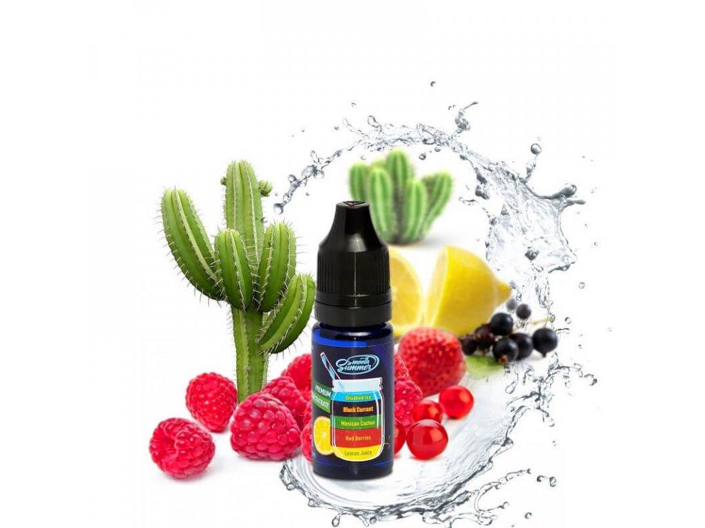 lemon juice red berries mexican cactus black currant crushed ice lbmbc