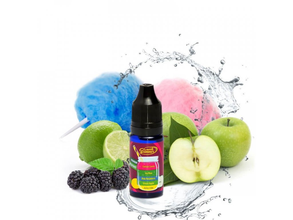 juicy lime green apple blue raspberry icy pear cotton candy jgbic
