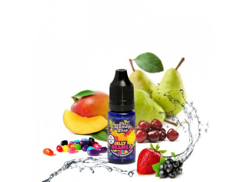 prichut big mouth candy jelly beans 10 ml
