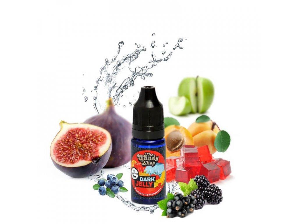 prichut big mouth dark jelly 10 ml
