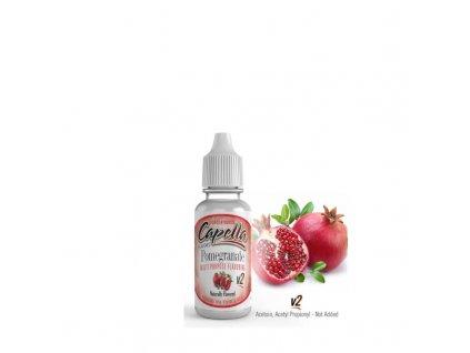 prichut e cigarety 13 ml capella pomegranate