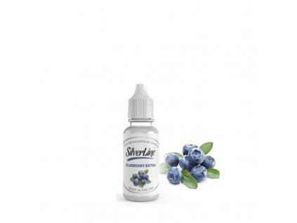 prichut e cigarety 13 ml silverline blueberry