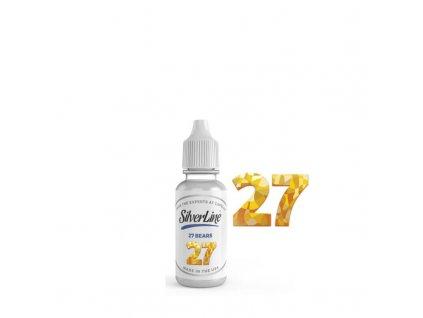prichut e cigarety 13 ml silverline 27 bears