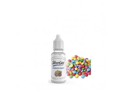 prichut e cigarety 13 ml silverline rainbow candy