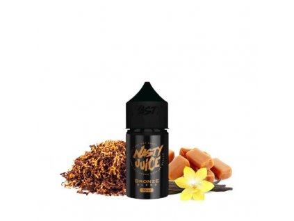 prichut nasty juice tobacco bronze 30 ml
