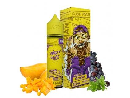 20 ml longfill prichut nasty juice cush mango grape