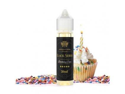 kilo black birthday cake longfill 20ml