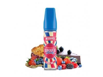 longfill prichut 20ml dinner lady berry tart