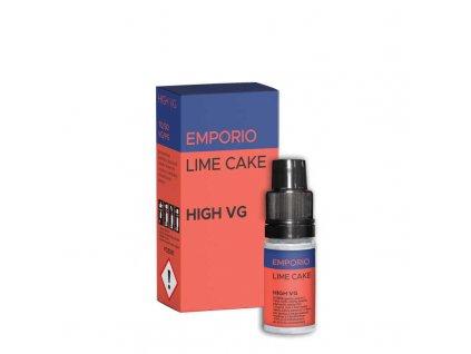 e liquid emporio lime cake high vg 10 ml 0 mg
