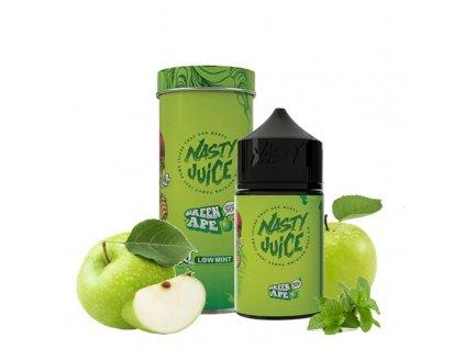 shortfill nasty juice green ape 50 ml eliquid