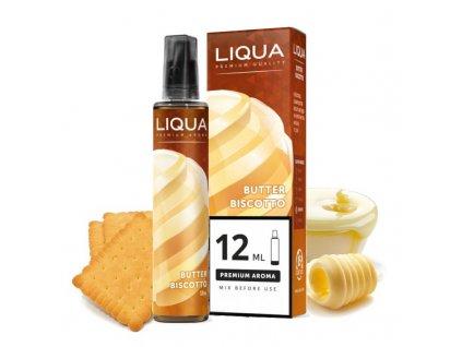 12 ml longfill prichut liqua butter biscotto