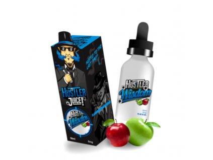 shortfill hustler juice wisdom 50 ml