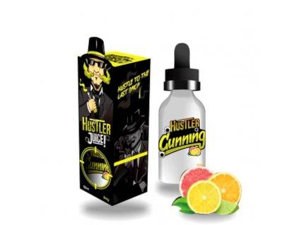 shortfill hustler juice cunning 50 ml