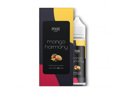 mango harmony short fill posh vape