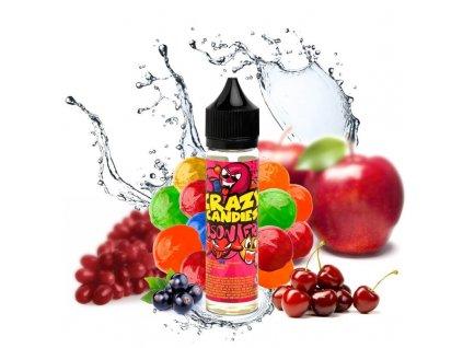 crimson fruits