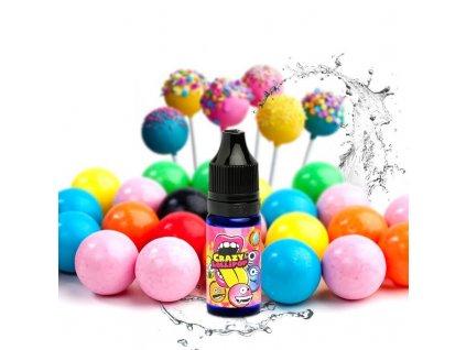big mouth koncentrovana prichut 10 ml crazy lollipop