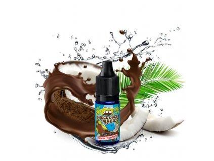 big mouth koncentrovana prichut 10 ml choco coco magic