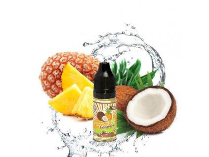 big mouth koncentrovana prichut 10 ml pineapple coconut