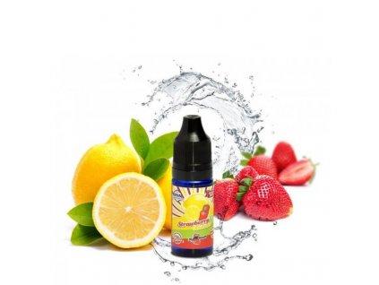 big mouth koncentrovana prichut 10 ml strawberry lemon