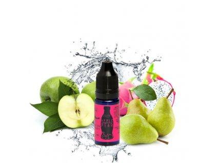 big mouth koncentrovana prichut 10 ml apple dragon fruit pear