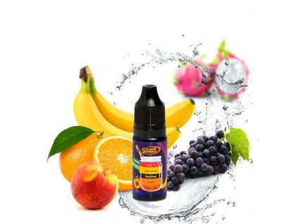 orange juice peach black grape sweet banana dragon fruit opbsd