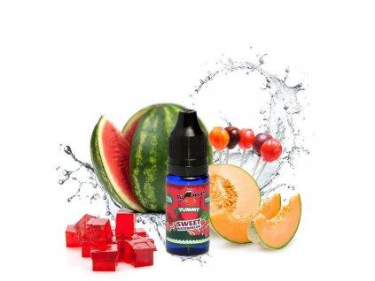 10 ml prichut e cigarety big mouth sweet watermelon