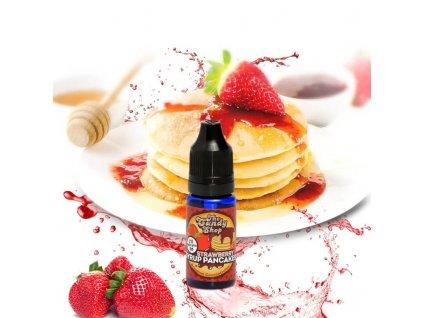 prichut big mouth strawberry sirup pancace 10 ml