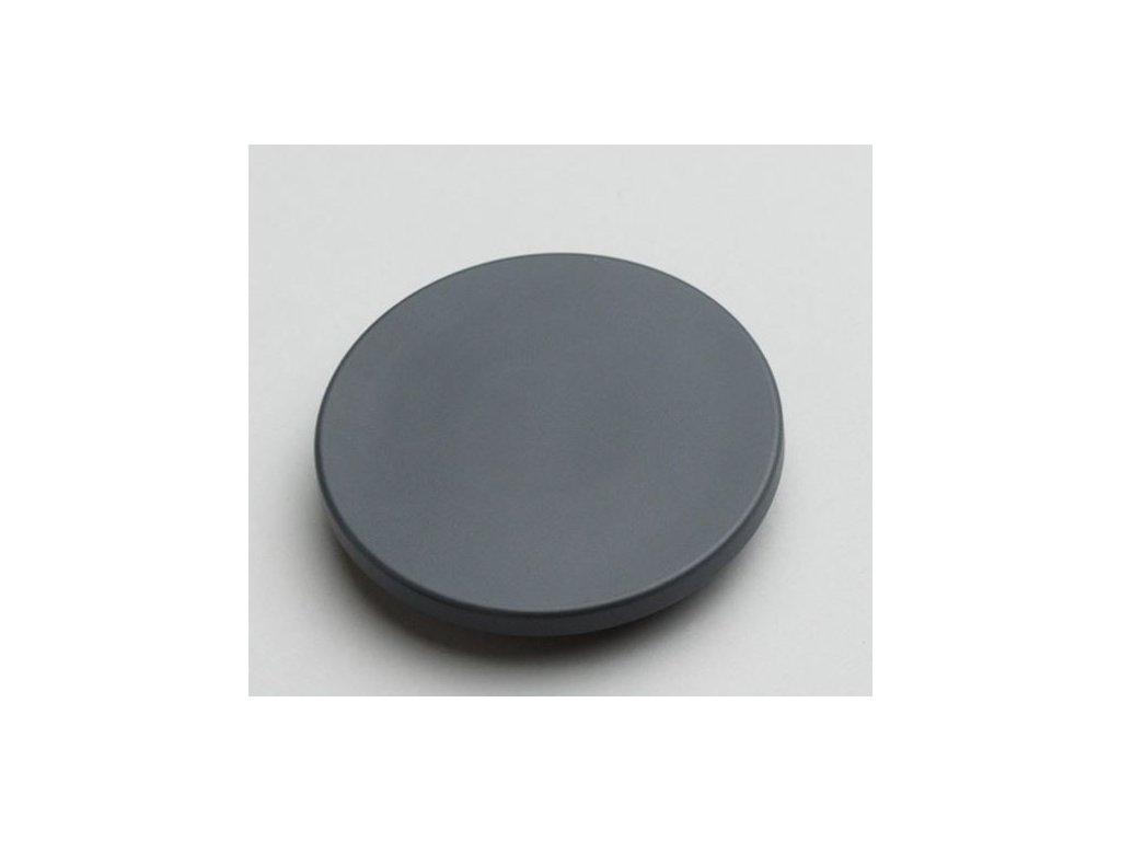 talíř černý