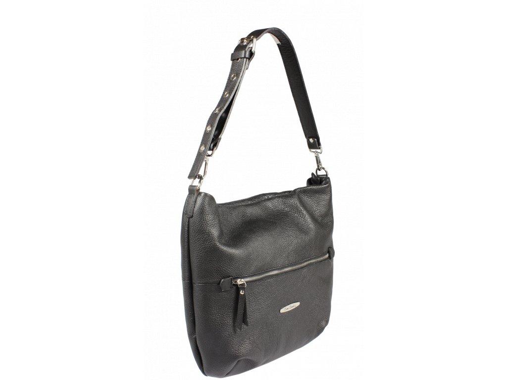 Pierre Cardin 1487 Dollaro Nero - Italské kožené kabelky 67f3f51e29a