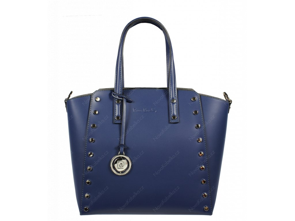 08f718c8bf Pierre Cardin 1531 Ruga Blu - Italské kožené kabelky