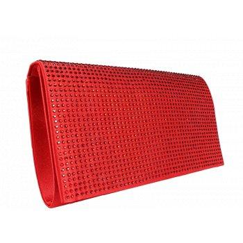 Plesová kabelka MQ11602 Red