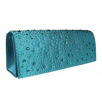 Plesová kabelka MQ11654 P. Blue