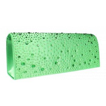 Plesová kabelka MQ11654 Green