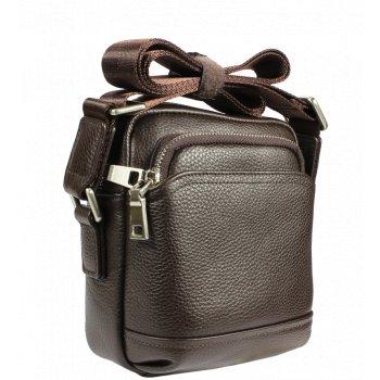 Pánská kožená taška přes rameno Gigi Piccola Cafe