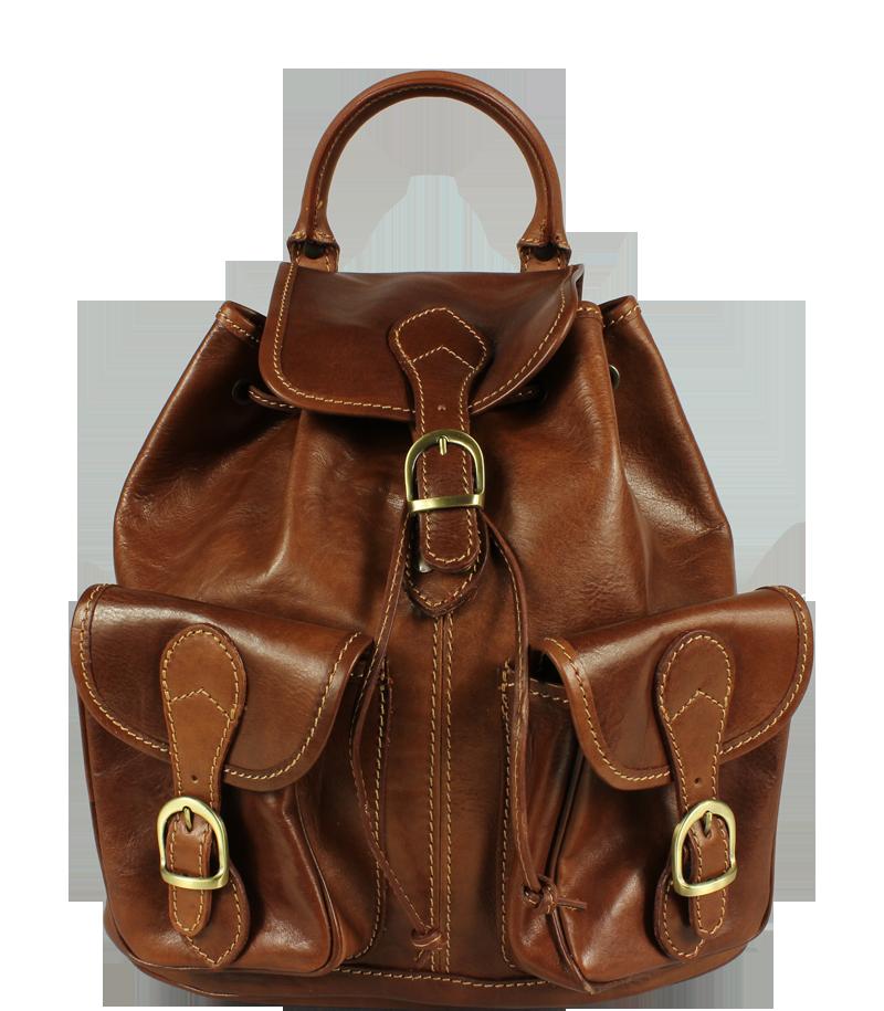kožený pánský batůžek Alida Marrone Opalo