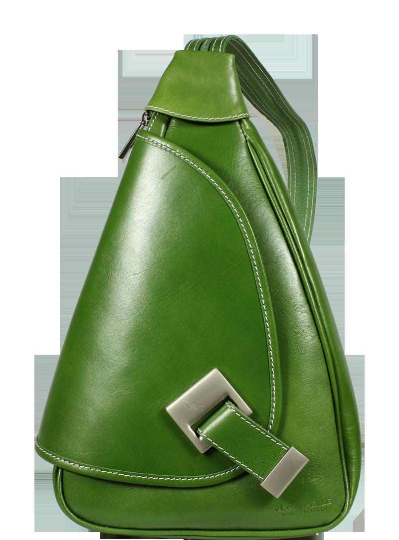 Zelený batůžek Appia Verde